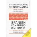 Spanish computing dictionary (Diccionario bilingüe
