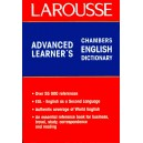 Advanced Learners Chambers English Dictionary
