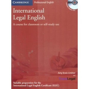 International legal English con CDs