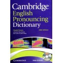 Cambridge English Pronouncing Dictionary 18th edition + cd-rom