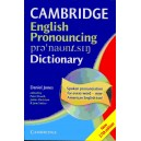 Cambridge English Pronouncing Dict. + cd-rom